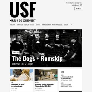 Forside - USF