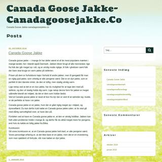 Canada Goose Jakke-canadagoosejakke.co – Canada Goose Jakke-canadagoosejakke.co