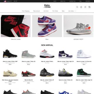 ArchiveBay.com - kickscrew.com - Authentic Air Jordan, Yeezy, Nike, adidas, Off-White. Order your Legit Sneaker Online