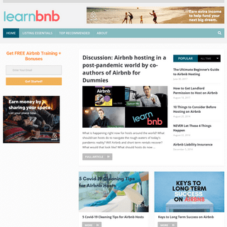 Expert Airbnb Host Tips - Airbnb Hosting Blog