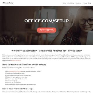 ArchiveBay.com - www-office.uk - www.Office.Com-Setup - Enter Office Product Key - Office Setup