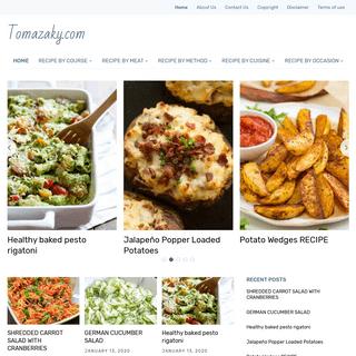 Tomazaky.com - Welcome to tomazaky.com
