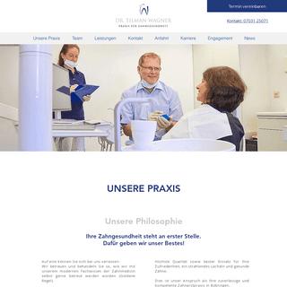 Zahnarzt Dr. Wagner - Böblingen - Zahngesundheit