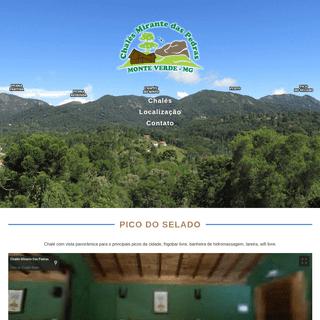 Chalés Mirante das Pedras - Monte Verde - MG