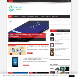Yapan - Tech, Computers, Gadgets, Reviews, News and Analysis