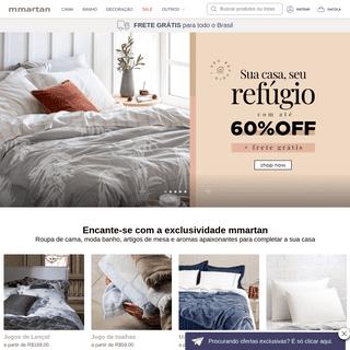 ArchiveBay.com - mmartan.com.br - mmartan- Cama, Mesa e Banho - A moda que veste sua casa