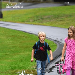 Home - Sudbury Valley School