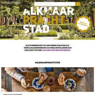 Alkmaar Prachtstad - winkelen, restaurants, evenementen