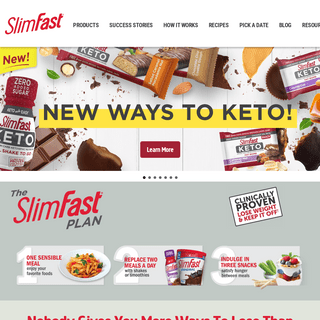 SlimFast - A Weight Loss And Diet Plan That Works