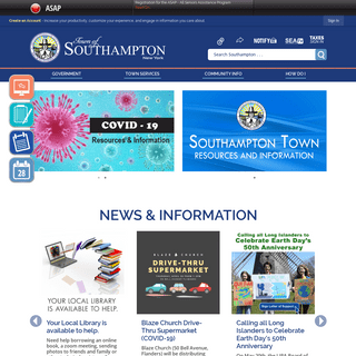 Southampton, NY - Official Website - Official Website