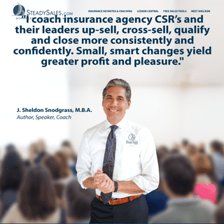 Sales Training Programs For Insurance Agencies - Steady Sales