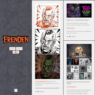 A complete backup of frenden.com