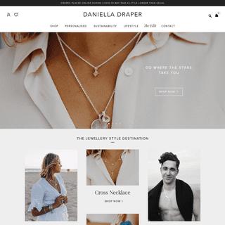 Daniella Draper™ - Handcrafted Jewellery Made in the UK