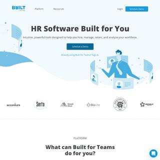 HR Software - Built For Teams