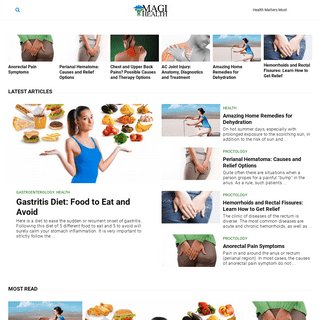Blog - Magi Health