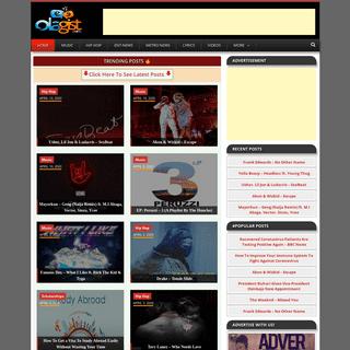 Olagist - Explore Latest Music & Entertainment Worldwide