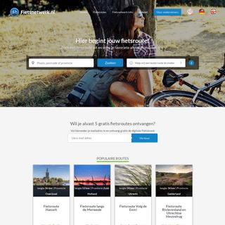 ArchiveBay.com - fietsnetwerk.nl - Fietsroutes van Fietsnetwerk.nl - Ontdek de omgeving in één dag!