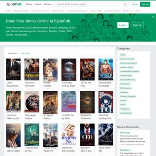 Online Reading ePub books for free - epub.pub