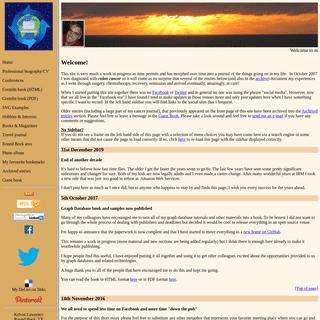 ArchiveBay.com - kelvinlawrence.net - Kelvin's Web- Kelvin Lawrence's home page