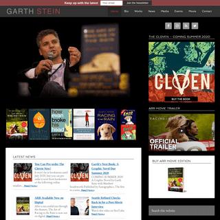 Garth Stein - Official Website