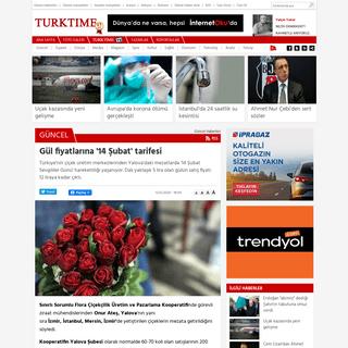Gül fiyatlarına '14 Şubat' tarifesi – Güncel Haberler, Son Dakika Haberleri, Turktime Haber Portalı