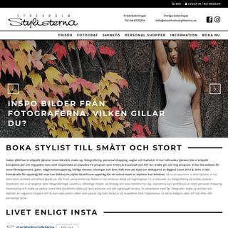 Stockholm Stylisterna – FRISÖR. FOTOGRAF. SMINKÖS. PERSONAL SHOPPER.