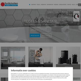 ArchiveBay.com - tonscholten.nl - Ton Scholten- tegels en sanitair - Ton Scholten