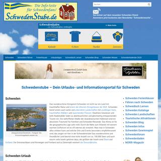 Schweden Ferienhaus finden, Schweden Urlaub jetzt buchen!