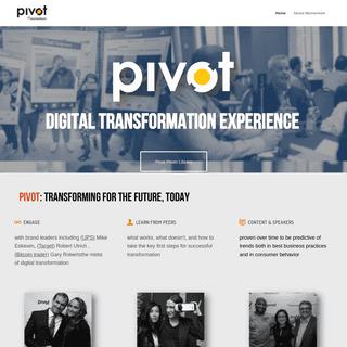 PivotCon -