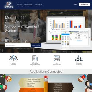 School Management System, School Management Software ERP