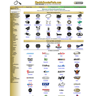 ElectricScooterParts.com - Visit the Electric Scooter Parts store.