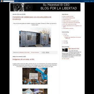 A complete backup of elceodelagente.blogspot.com