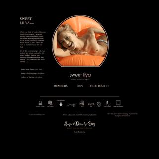 Sweet-Lilya.com - Official Website of MPL Studios' Lilya