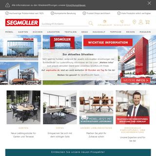 segmueller.de - Wir leben Einrichten