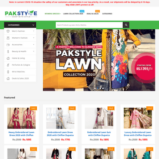 Online Shopping in Pakistan with Free Home Delivery in Karachi, Lahore, Islamabad & more