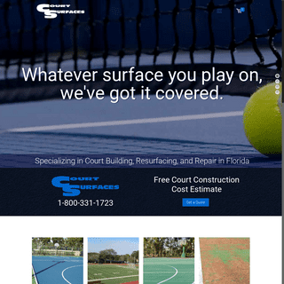 ArchiveBay.com - courtsurfacesfla.com - Court Builders and Repair in Florida - Court Surfaces