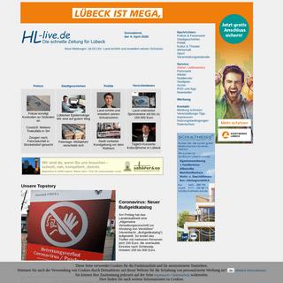 ArchiveBay.com - hl-live.de - HL-live - Die schnelle Zeitung für Lübeck
