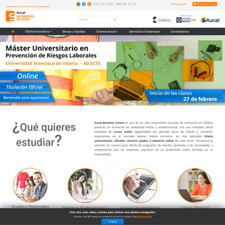 ArchiveBay.com - aucal.edu - Aucal Business School- Cursos y Másteres Online,Títulos Universitarios