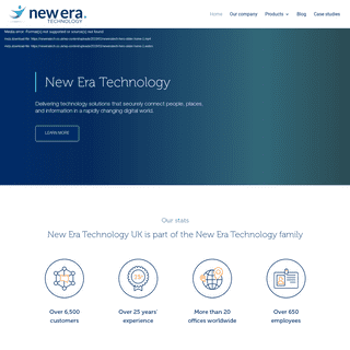 New Era Technology UK - Part of the New Era Technology family