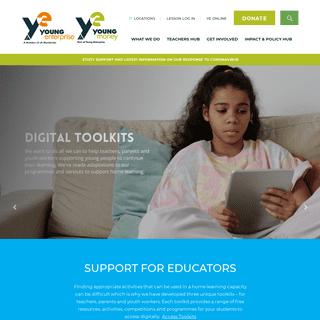 Young Enterprise & Young Money