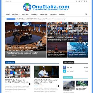 News - OnuItalia