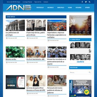 ADN – Agencia Digital de Noticias de Río Negro