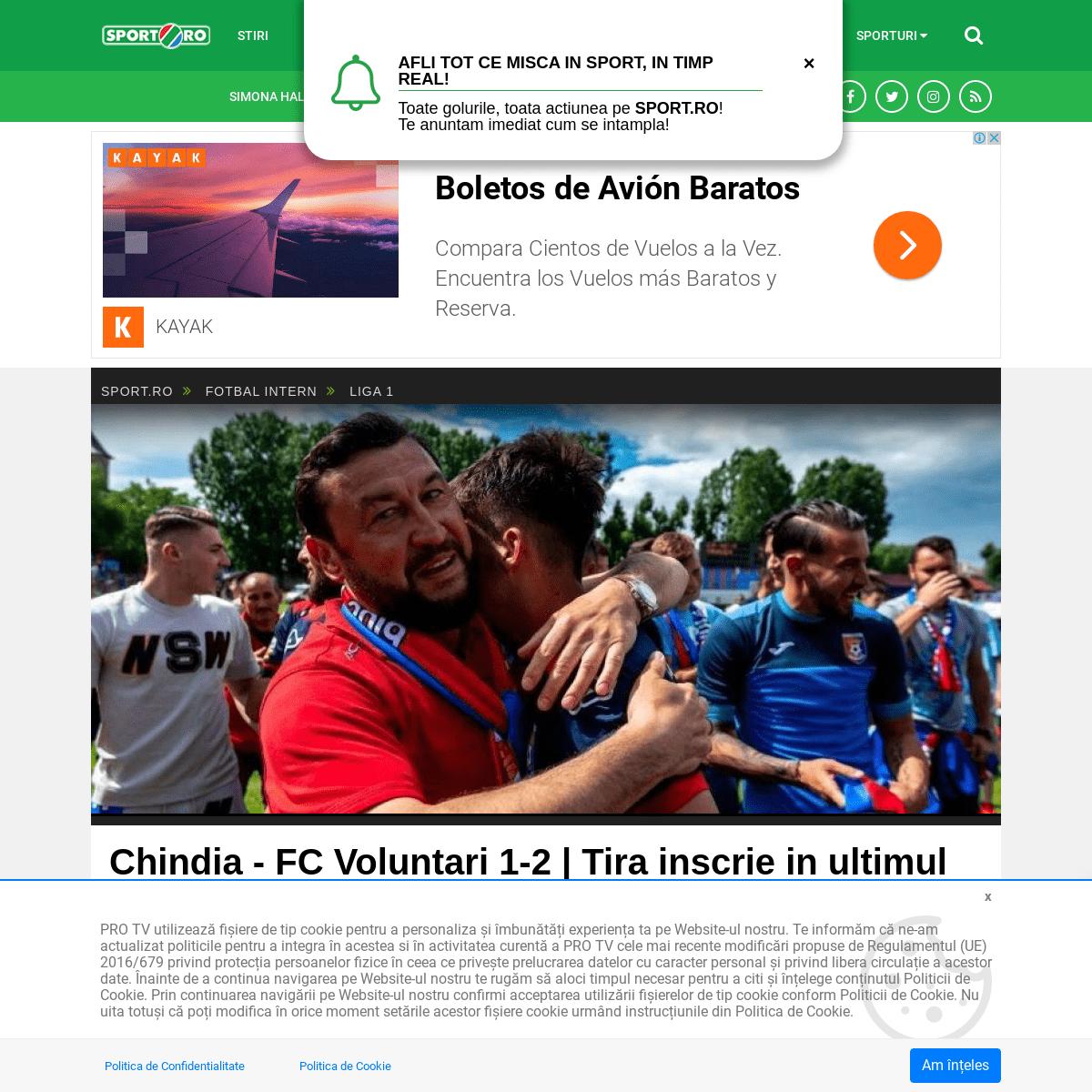 ArchiveBay.com - www.sport.ro/liga-1/chindia-fc-voluntari-live-text-de-la-17-30-meci-semnificativ-pentru-viorel-moldovan-echipele-probabile.html - Chindia - FC Voluntari 1-2 - Tira inscrie in ultimul minut si aduce 3 puncte uriase pentru echipa sa - Sport.ro