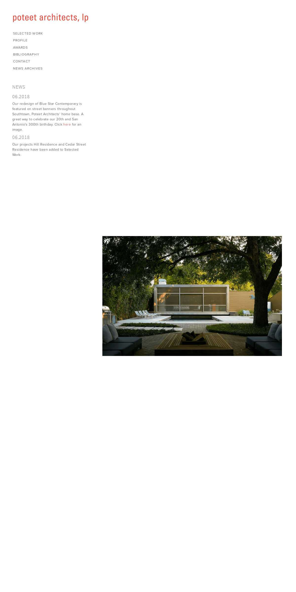 poteet architects, lp