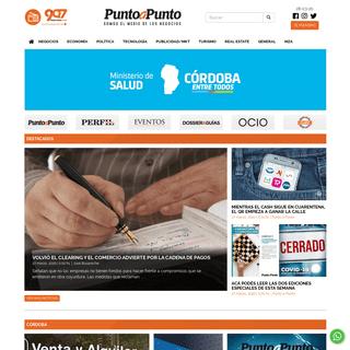 ArchiveBay.com - puntoapunto.com.ar - Punto a Punto Diario - El diario de negocios mas importante del interior del país. -