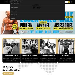 Derrimut 24-7 - 24 Hours Gym - Supplements - Apparel - Meal Packs