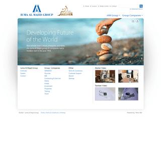 Juma Al Majid Group of Companies