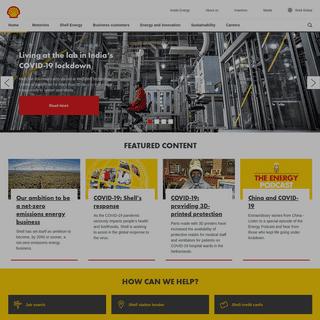 Shell Global - Shell Global