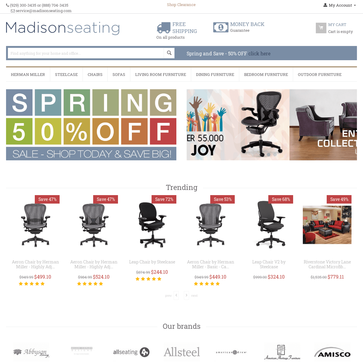 Madison Seating - Office Chairs and Home Furniture