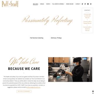 Puffnstuff - Florida Catering